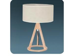 Tripot Ayaklı Oval Masa Lambası