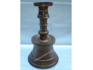 Copper Candlestick