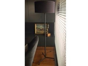 Tripod Shade Floor Lamp